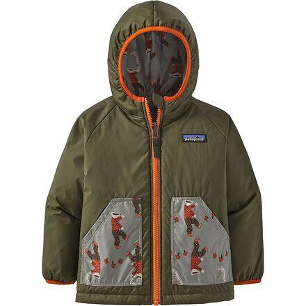 Patagonia Puff-Ball Reversible Jacket - Infant Boys