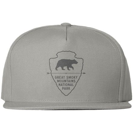 Parks Project Great Smoky Bear Meshback Trucker Hat