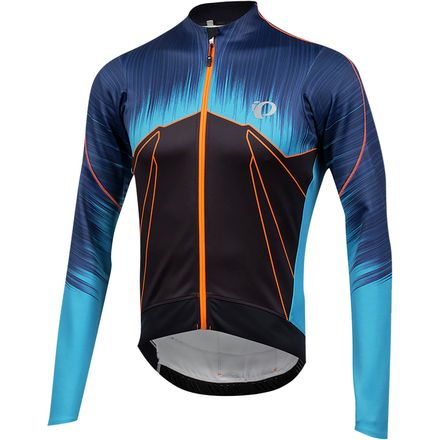 Pearl Izumi Pro Pursuit Wind Thremal Long-Sleeve Jersey - Men's