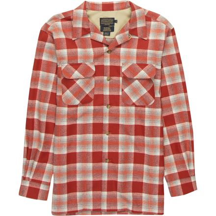 Pendleton Original Board Shirt in Ultrafine Merino Wool - Men's