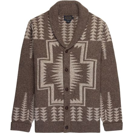 Pendleton Harding Shawl Collar Cardigan - Men's