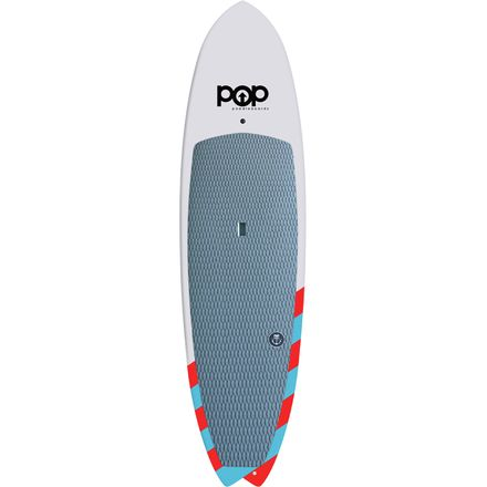 POP Paddleboards  Saltwater Beaver Stand-Up Paddleboard
