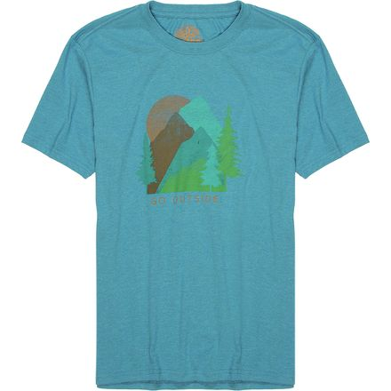 Prana Go Outside T-Shirt - Men's