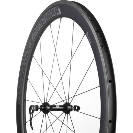 Profile Design 1/Fifty Carbon Clincher Wheelset