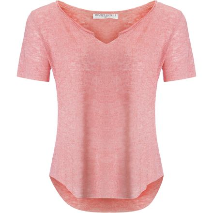 Project Social T Suzie Shirttail T-Shirt - Women's
