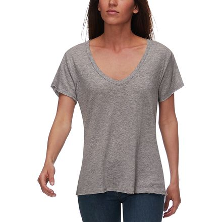 Project Social T Gracias Linen T-Shirt - Women's