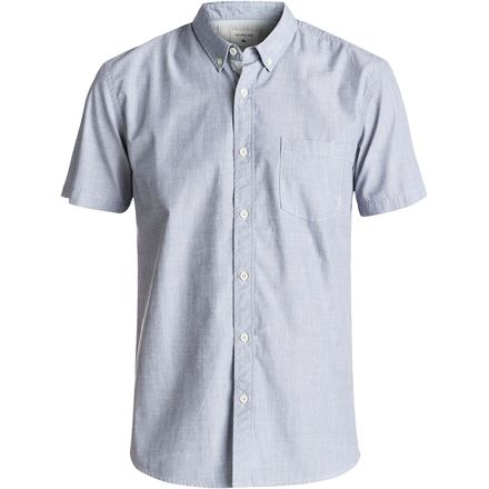 Quiksilver Everyday Wilsden Short-Sleeve Button-Up Shirt - Men's