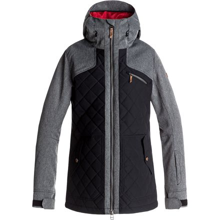 Roxy Journey Hooded Jacket - Women's
