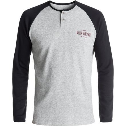 Quiksilver Search Mont Long-Sleeve T-Shirt - Men's