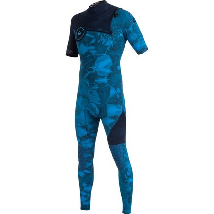 Quiksilver Highline 2/2mm Zipperless Short-Sleeve Full Wetsuit - Men's