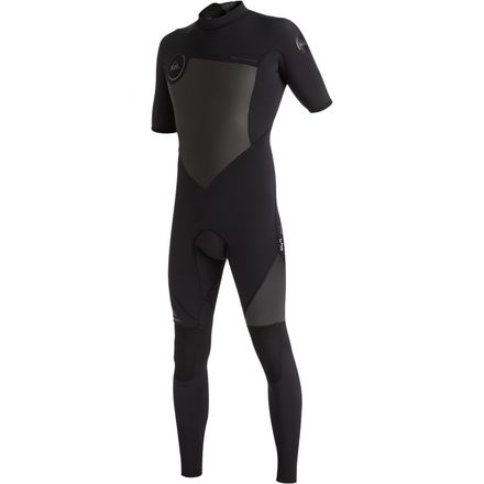 Quiksilver Syncro 2/2mm Short-Sleeve Full Wetsuit - Men's