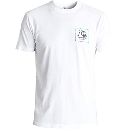 Quiksilver Original Patch T-Shirt - Men's