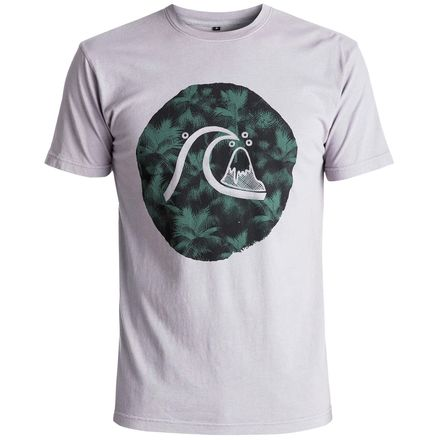 Quiksilver Palm Bubble T-Shirt - Men's