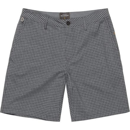 Quiksilver Vagabond Plaid Short - Men's