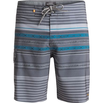 Quiksilver Waterman Inca Stripe Board Short - Men's