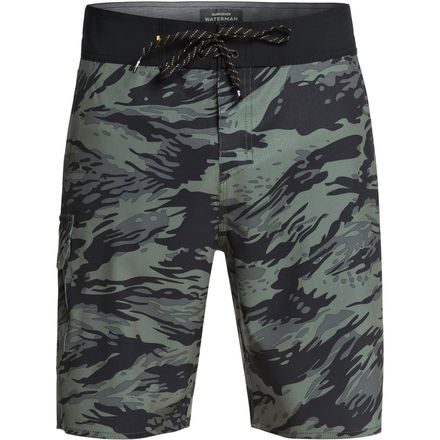 Quiksilver Waterman Chummer Boardshort - Men's