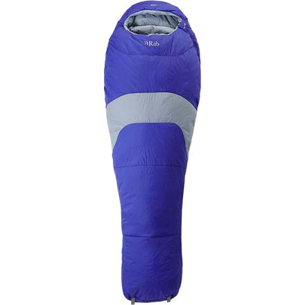 Rab Ignition 4 Sleeping Bag: 19 Degree Synthetic