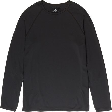 Reigning Champ Honeycomb Mesh Crewneck Shirt - Men's