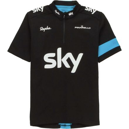 Rapha Team Sky Supporter Jersey - Boys'