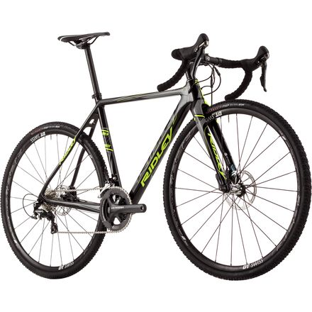 Ridley X-Night SL 25 Disc Ultegra Complete Cyclocross Bike - 2017