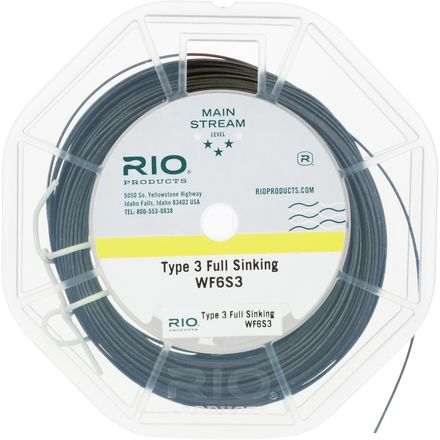RIO Mainstream Full Sinking Line