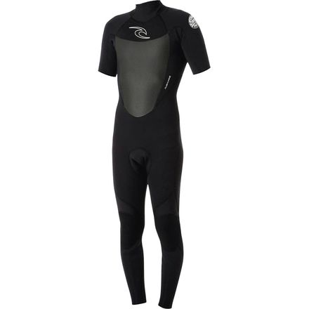 Rip Curl Dawn Patrol BZ 2/2 Short-Sleeve Full Wetsuit - Men's