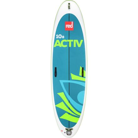 Red Paddle Co. Activ MSL Stand-Up Paddleboard - 2017