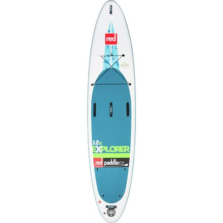 Red Paddle Co. Explorer MSL Stand-Up Paddleboard - 2017