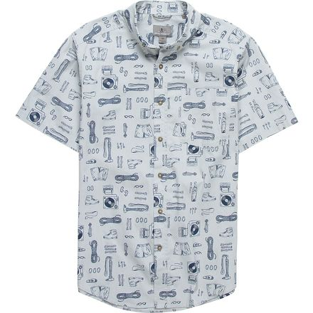 Royal Robbins Base Camp Print Shirt - Men's