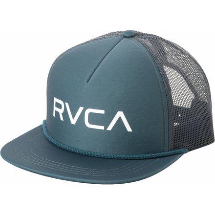 87a246affa9d31 RVCA Foamy Trucker Hat - Men's   Backcountry.com