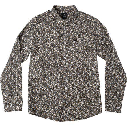 RVCA Cluster Long-Sleeve Shirt - Men's