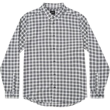 RVCA Hayes Long-Sleeve Flannel Shirt - Men's