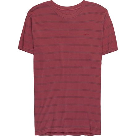 RVCA Double Stripe Overdy T-Shirt - Men's