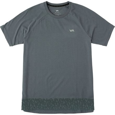 RVCA Ancell Runner Performance Shirt- Men's