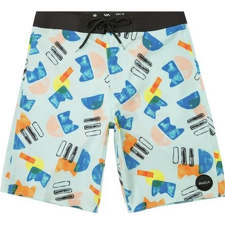 RVCA Margaux Printed Trunk - Men's