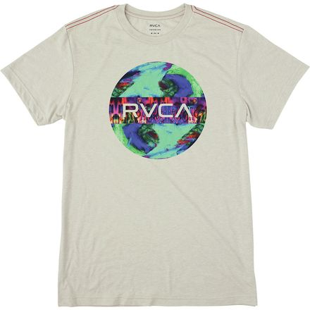 RVCA Motors Fill Short-Sleeve T-Shirt - Men's