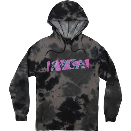 RVCA Oversized Rinsed Pullover Hoodie - Men's