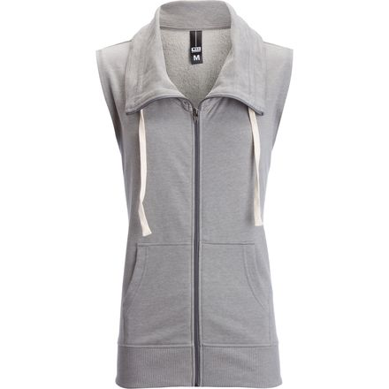 RCTIV8 Sleeveless Zip Jacket- Women's