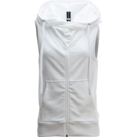 RCTIV8 Assymetrical Zip Vest - Women's