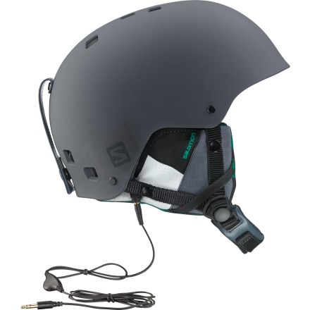 Salomon Brigade Audio Helmet