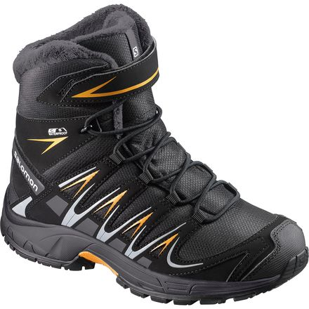 Salomon XA Pro 3D Winter TS Climashield Boot - Boys'