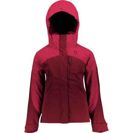 Scott Vertic G's Hooded Jacket - Girls'