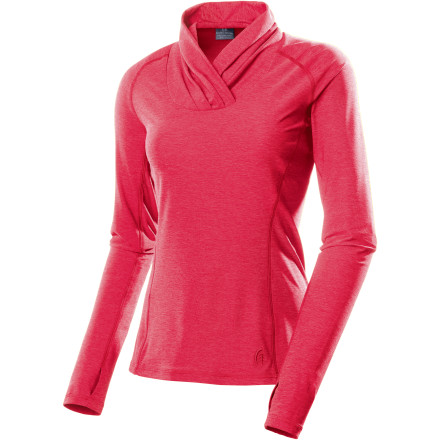 Sierra Designs Cowl Neck Shirt - Women's
