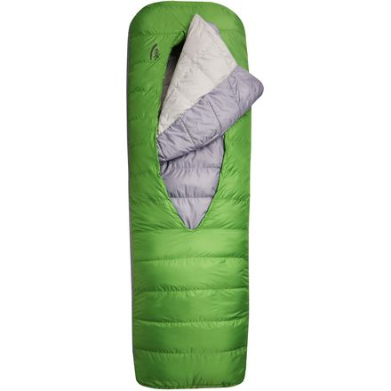 Sierra Designs Frontcountry 600 Sleeping Bag: 38 Degree Synthetic