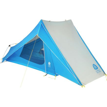 Sierra Designs Divine Light 1 FL Tent: 1-Person 3-Season