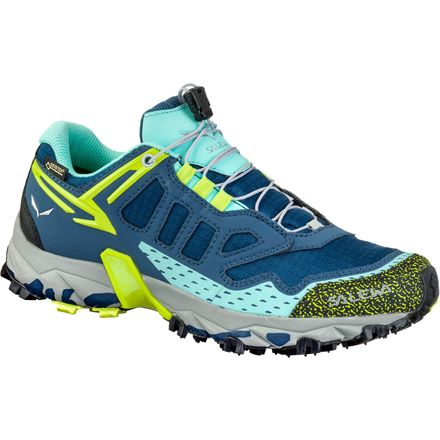 Salewa Ultra Train GTX Trail Running Shoe - Women's