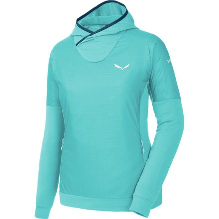 Salewa Pedroc Alpha Hooded Shirt - Women's