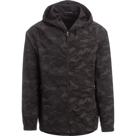 Stoic Reflective Camo Jacket - Men's