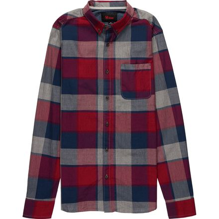 Stoic Azul Plaid Shirt - Men's