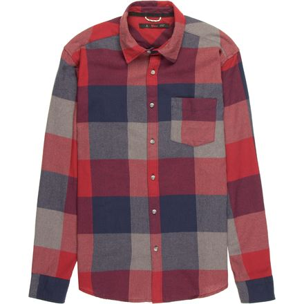 Stoic Draftsman Flannel Shirt - Men's